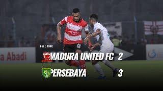 Pekan 30  Cuplikan Pertandingan Madura United Fc Vs Persebaya, 2 Desember 2019