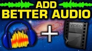 [TUTORIAL] How To Add Better (EDITED) Audio To Your Videos using Audacity and Sony Vegas Pro 12.0(RIO! WHERE ARE THE NEW VIDEOS!?! Glad you asked! I will be uploading all of my NEW VIDEOS (Tutorials, SpeedArts, Gaming Videos, and more) on some ..., 2013-07-27T23:53:15.000Z)