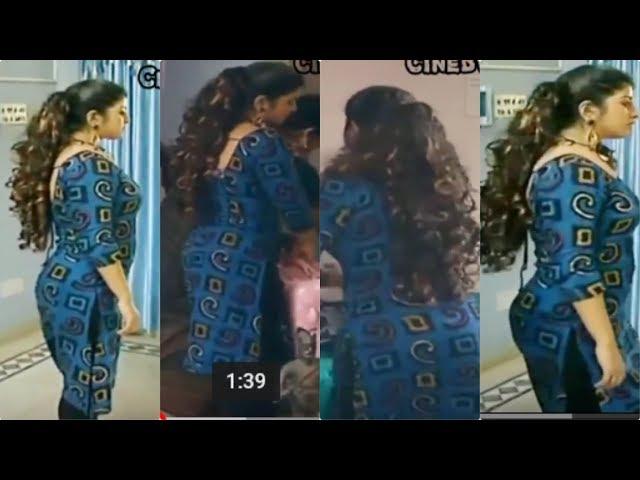 Sun TV Serial Actress/Vj Mahalakshmi Hot Rare -CineBulk