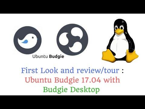 linux-distro-tour-:-ubuntu-budgie-17.04-with-budgie-desktop