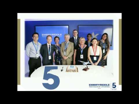 ERAU Asia 2016 WW Conference Presentation