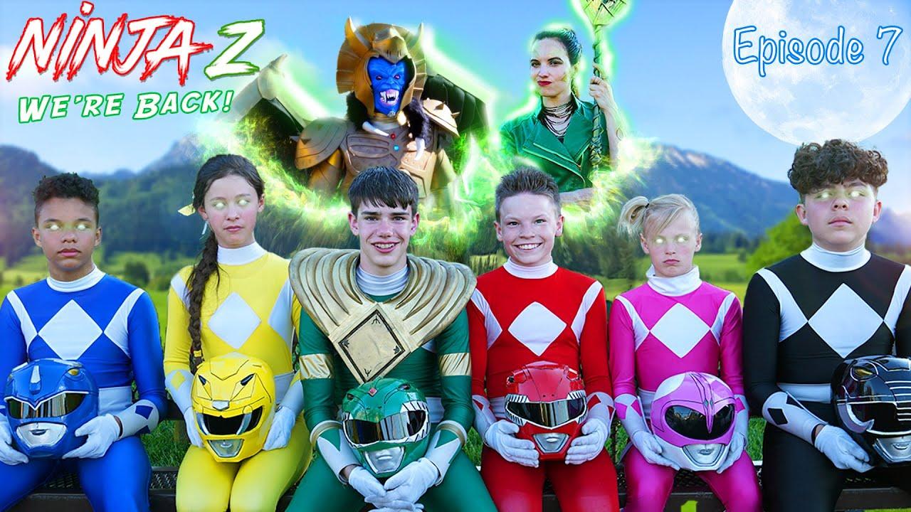 Download Power Rangers Ninja Z! Team up! Episode 7
