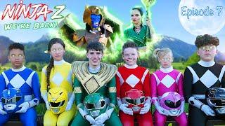 Power Rangers Ninja Z! Team up! Episode 7