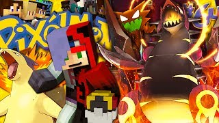 MEZZO ROCKET E MEZZO MAGMA - Minecraft ITA - PIXELMON #64 FINALE