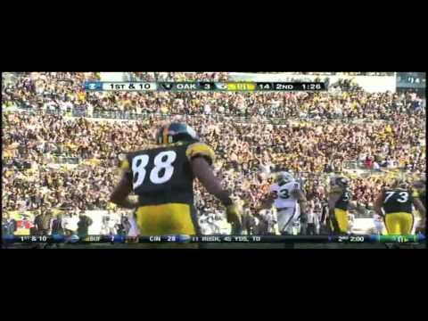 Pittsburgh  Steelers SONG -  Black and Yellow _ Wiz Khalifa