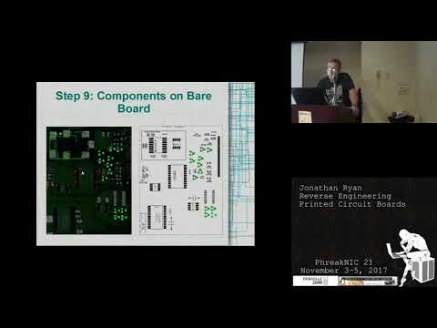 Reverse Engineering Printed Circuit Boards