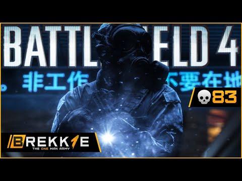 Can the CZ-3A1 work on LOCKER? | Battlefield 4 Engineer Gameplay |