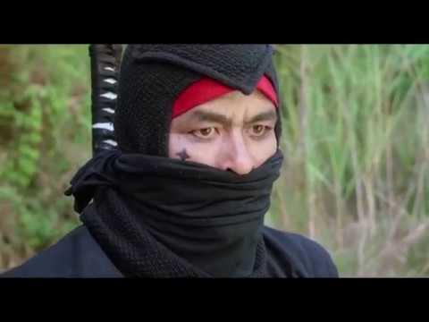 American Ninja 1. Michael Dudikoff fights ninja's. HD.