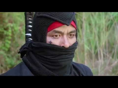 American Ninja 1. Michael Dudikoff fights ninja's. HD. streaming vf