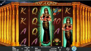 M88 New Slot Game - Sahara Queen