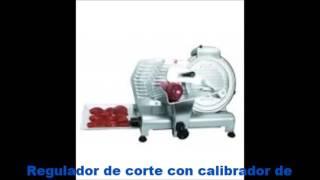 Cortafiambres metalico profesional Lacor 69125
