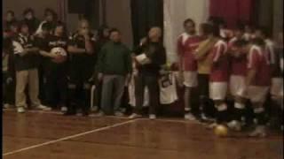 Futbolistas Presentación Club Atlético Palermo Partido de las Estrellas