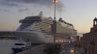 #INCRUISES: Ярослав о лайнере MSC Seaview