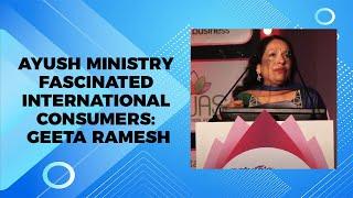 AYUSH ministry fascinated international