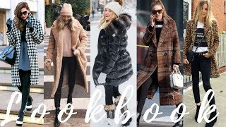 Top Winter 2019 Coat Trends - Look Chic & Keep Warm