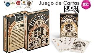 Juego de Cartas Craft Beer cerveza - aPreciosdeRemate
