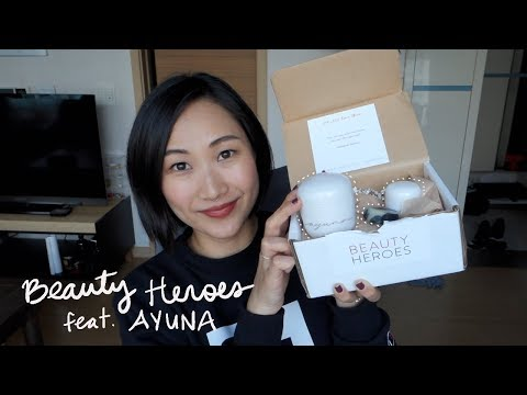 Beauty Heroes November 2017: AYUNA | Jenn Rogers