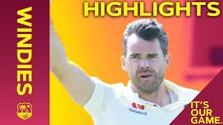 England Wrap Up Test Despite Chase Hundred | Windies vs England 3rd Test Day 4 2019 - Highlights