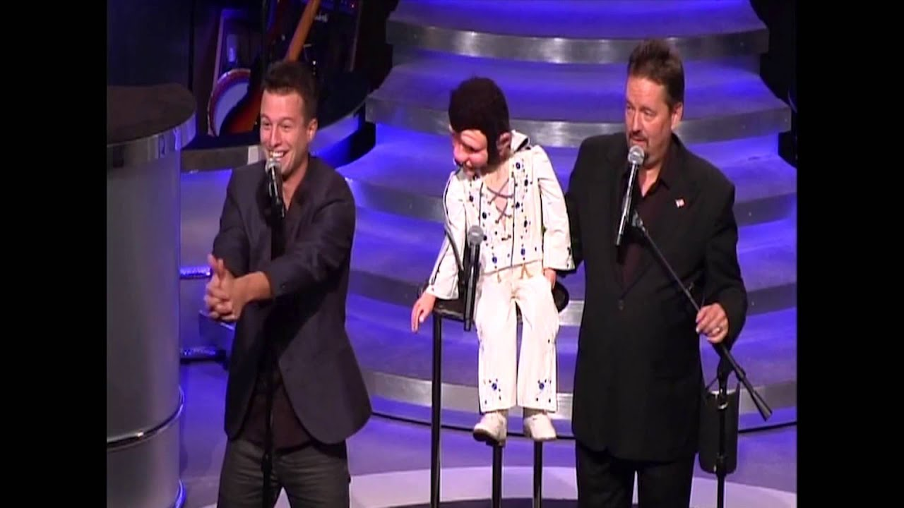Terry Fator Live Show Mat Franco Appearance Youtube