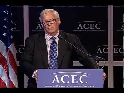 Mark W Everson Speaking at ACEC Annual Convention 2of2 - alliantgroup