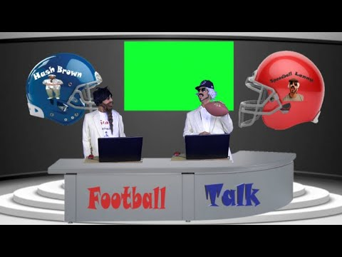 Football Talk With Hash Brown And Speedball Lenny WK 2 Thursday Night Picks Full Episode 4