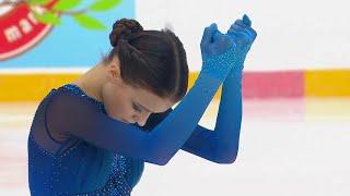 Анна Щербакова Короткая программа Женщины Сочи Кубок России по фигурному катанию 2020 21