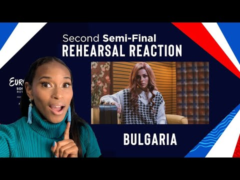 """Eurovision Reaction: Day 4 Rehearsal, Bulgaria [VICTORIA, """"Growing Up Is Getting Old""""]"""