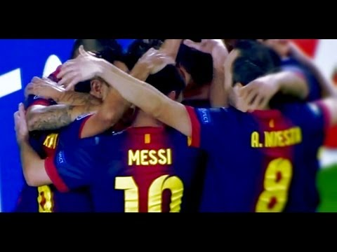 FC Barcelona -  New Beginnings 2012/2013