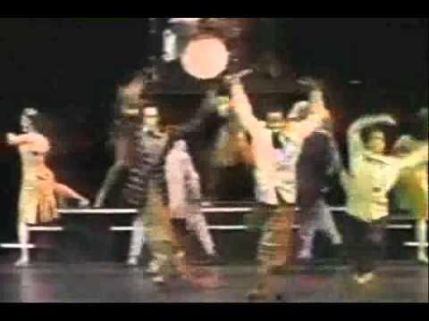Fosse- DANCIN' - 1978 Tony Awards