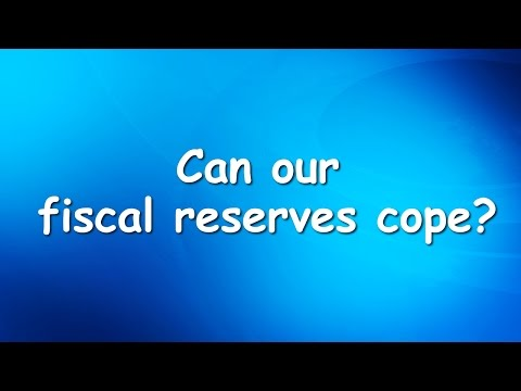 Public Finance – Can our fiscal reserves cope?