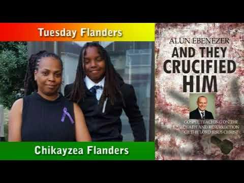 The 5th Jam Masters Show -  Rastafarian Chikayzea Flanders on Bless Radio
