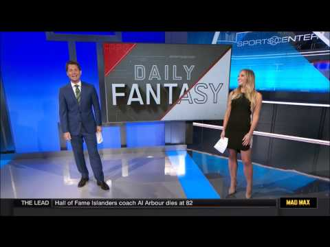 ESPN Leftovers: Cynthia Frelund and Hannah Storm