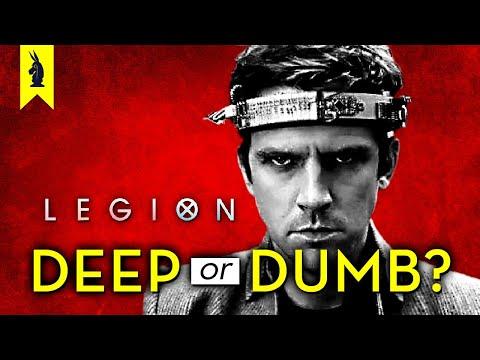 LEGION: Is It Deep or Dumb? – Wisecrack Edition