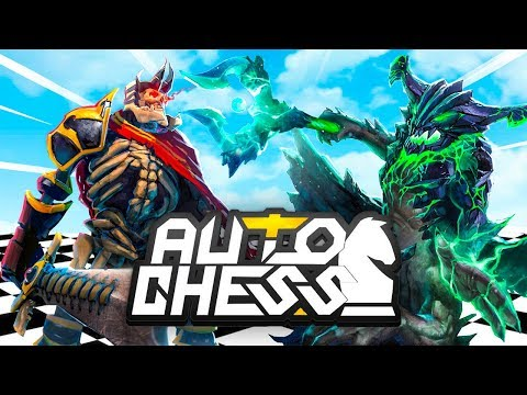 My NEW FAVOURITE GAME! - Dota 2 Auto Chess
