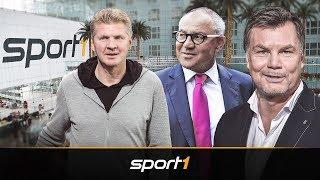Der CHECK24 Doppelpass mit Felix Magath und Stefan Effenberg | SPORT1