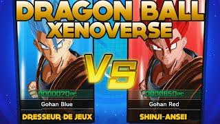 Dragon Ball Xenoverse FR   Versus Ansei : Combats en ligne ( PS4 )