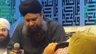 Dar Pe Bulao Makki Madani - Owais Raza Qadri - Brierfield, UK - 27/05/16