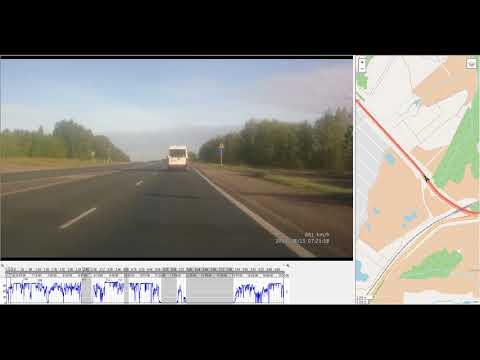 Поездка М7 - август 2018 Трасса Чебоксары - Москва (Владимир) через южный обход