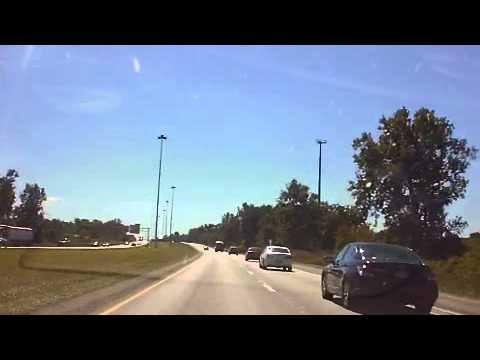 Driving Through Toledo, Ohio Part 1 of 2