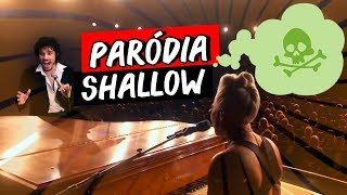 Baixar PEIDO FROUXO ♫   Paródia Lady Gaga, Bradley Cooper - Shallow (A Star Is Born)    #ReiDasParódias