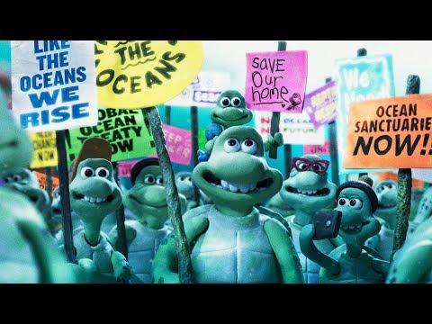 Vidéo Turtle Journey:La voyage des tortues | #ProtectTheOceans