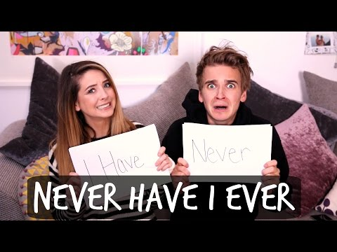 NEVER HAVE I EVER WITH MY SISTER!