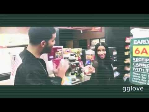 Drake & Nicki Minaj: Hold On We're Going Home
