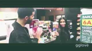 Drake & Nicki Minaj: hold on we