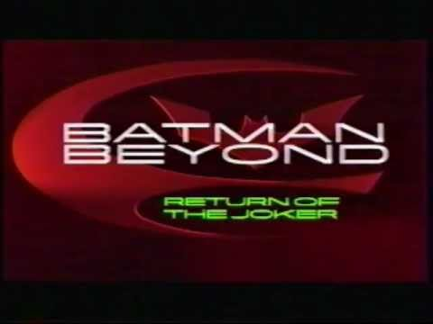 """Batman Beyond: Return of the Joker"" teaser trailer"