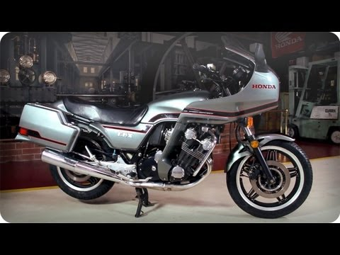 1981 honda cbx jay leno s garage youtube rh youtube com 1981 Honda CM400 Bobber Honda Automatic Motorcycles