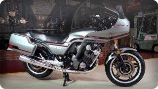 1981 Honda CBX - Jay Leno