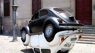 как паркуются французы