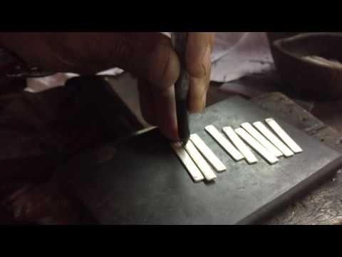Adding .925 Stamps to Silver Jewelry