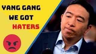 Andrew Yang is Getting Hate | #Yang2020